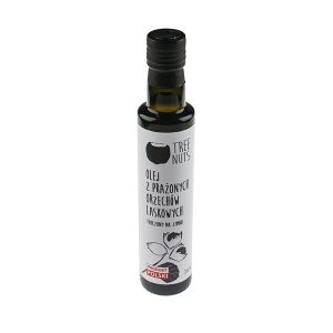 olej z prażonych orzechów laskowych 250ml