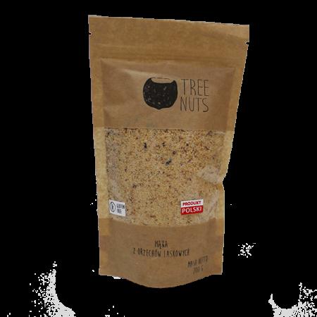mąka z orzechów laskowych