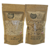 kruszonka i mąka z orzechów laskowych