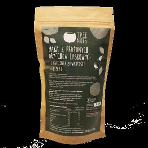 mąka z orzechów laskowych prażonych