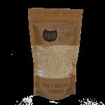 odtłuszczona mąka z orzechów laskowych